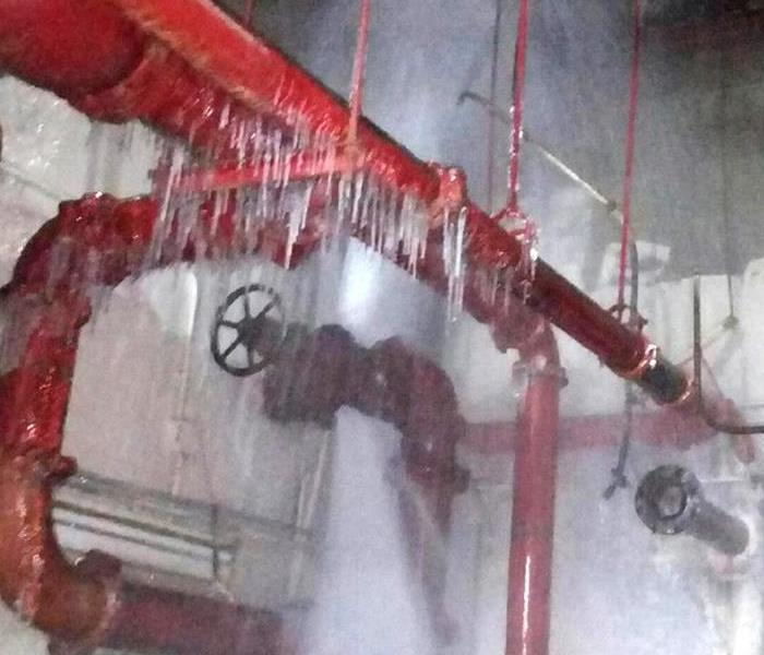 Commercial How to Prevent Commercial Fire Sprinklers from Freezing
