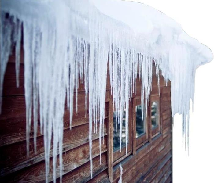 Storm Damage Preventing And Dealing With Ice Dams