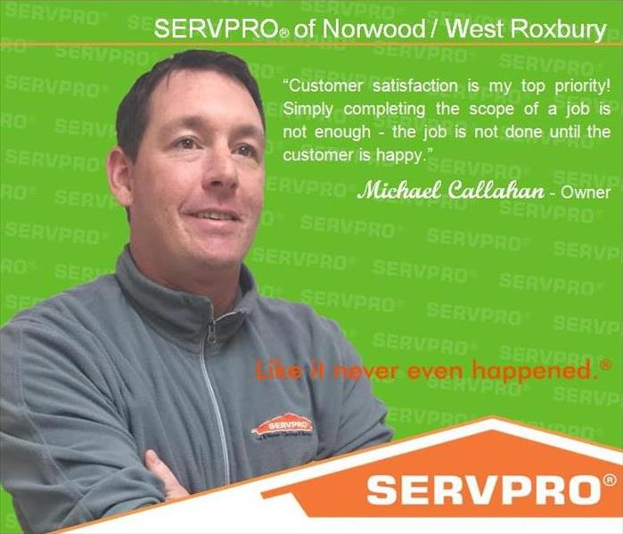 General Why SERVPRO